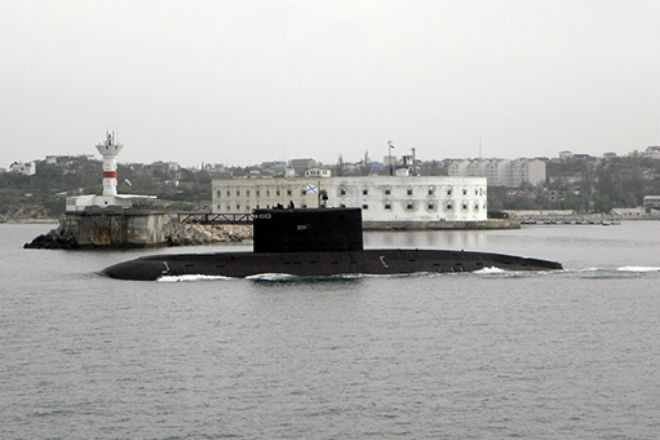 Самая тихая подводная лодка