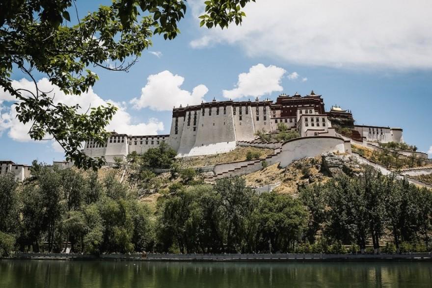 Главный дворец Тибета