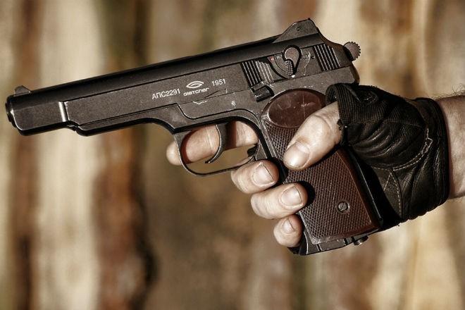 Пистолет полюбившийся офицерами