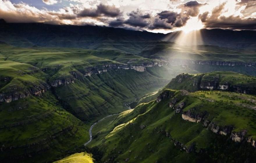 Наша прекрасная планета