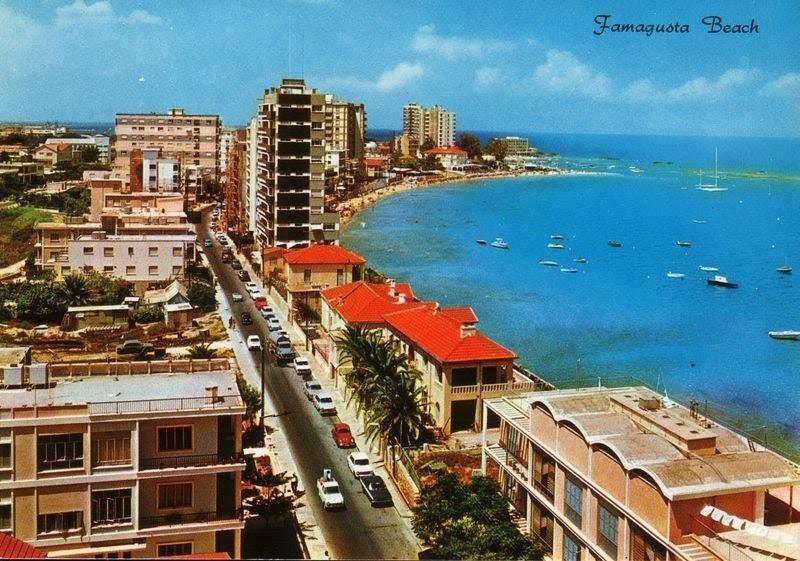 Курорт-призрак на Кипре