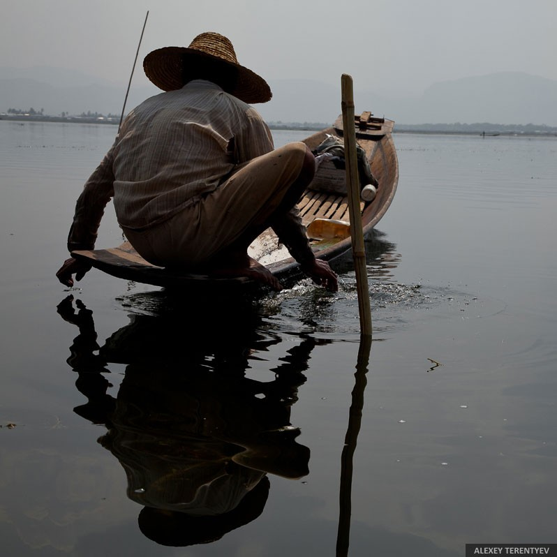 Жизнь на воде