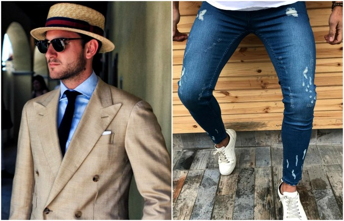 16 вещей, которым не место в гардеробе современного мужчины