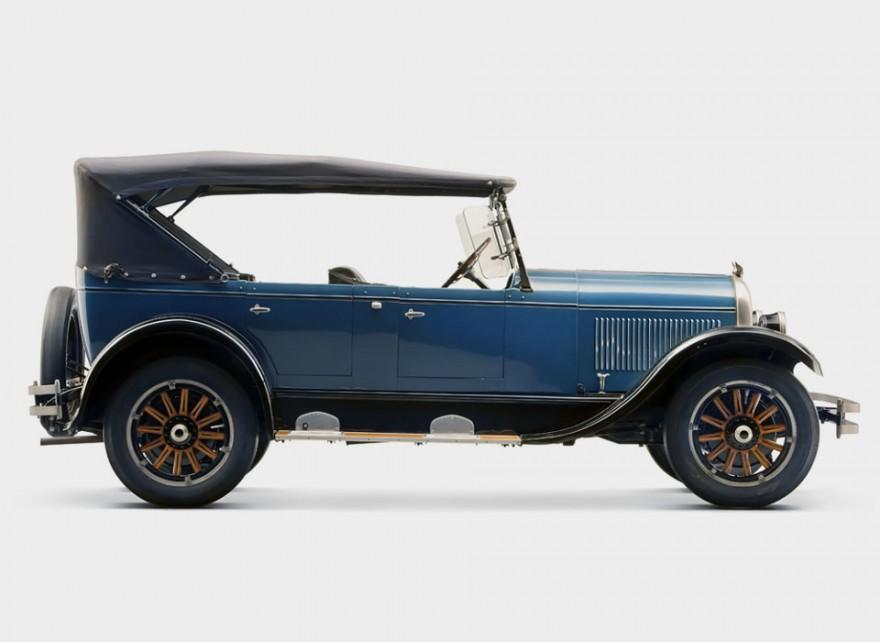 Самые первые автомобили в истории известных брендов