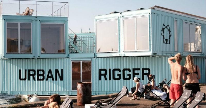В Копенгагене придумали необычные общежития для студентов