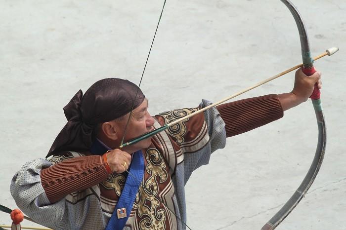 Монгольский лук – оружие, которое ничем не уступало огнестрельному