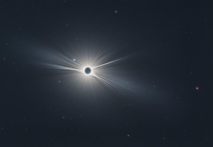 Потрясающие фотографии космоса 2018