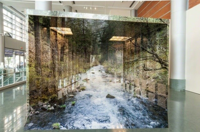 Оптические иллюзии Криса Энгмана, в которые можно зайти (10 фото)