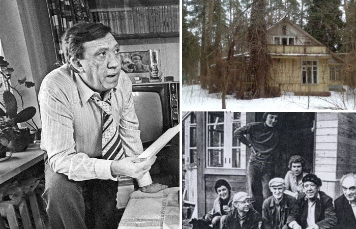 Для кого строили дачи в Советском Союзе