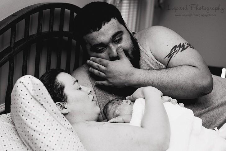 Я из тех сумасшедших, которые рожают детей вместе с мужем. И хотела бы сказать кое-что важное