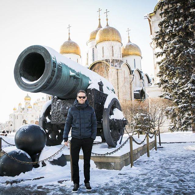 Западные звезды о поездках по России