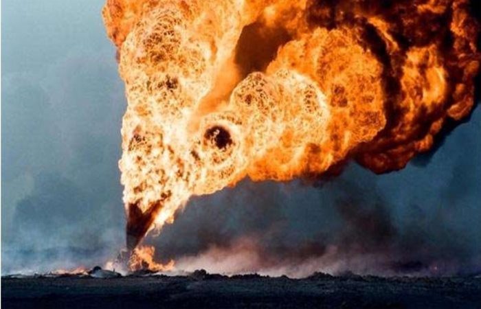 Как в Советском Союзе при помощи ядерного взрыва потушили пожар в скважине