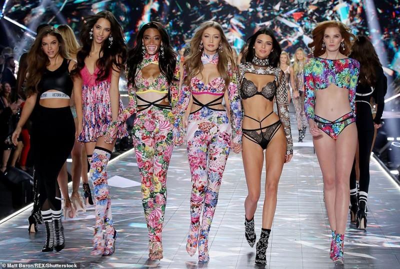 Самый ожидаемый показ Victoria's Secret 2018