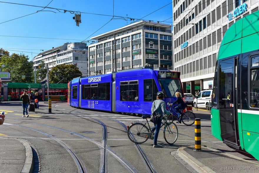 Что такое современный трамвай