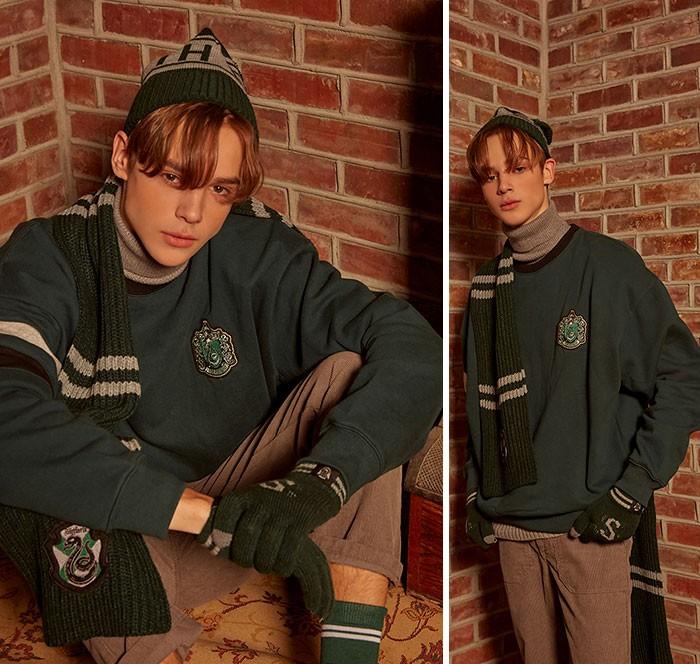 В Корее выпустили линию одежды Гарри Поттера