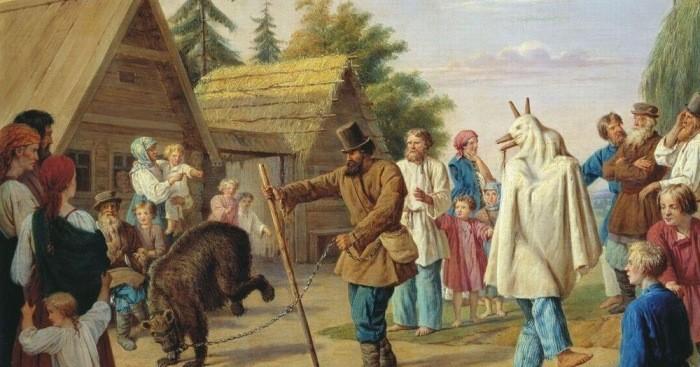 Животные, считавшиеся талисманами на Руси