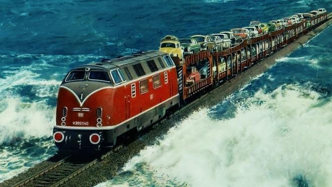 Наиболее экстремальные железные дороги