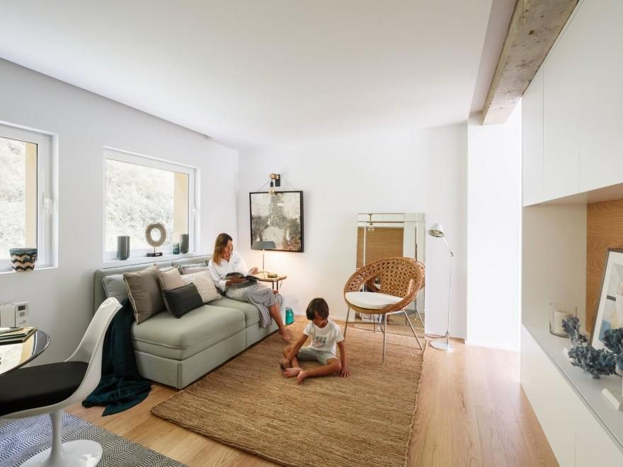 Квартира в Испании площадью 52 кв. метра