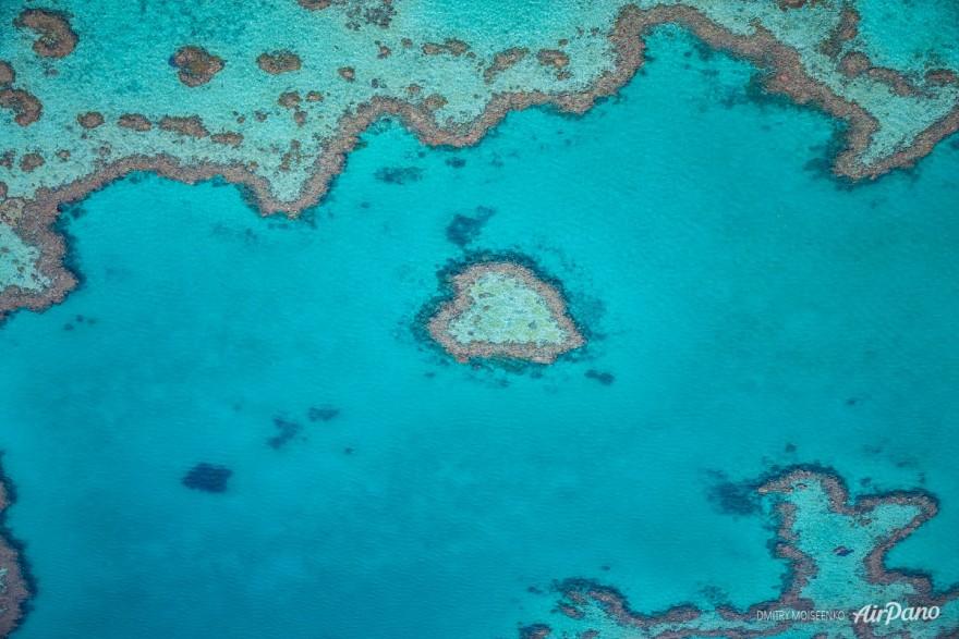 Большой Барьерный риф • Австралия