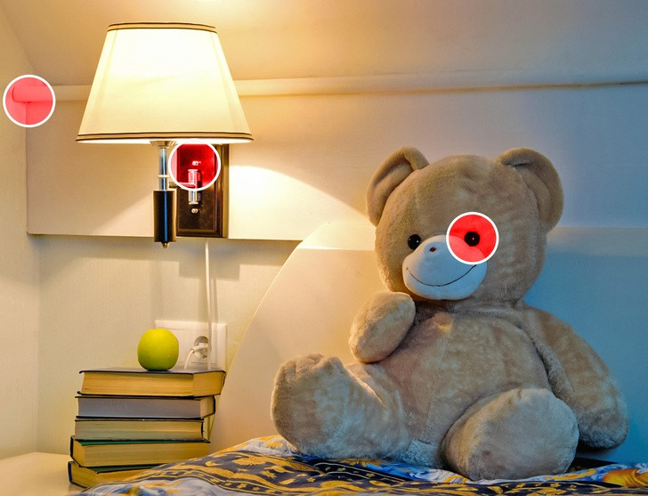 Как быстро найти скрытую камеру в съемной квартире Airbnb