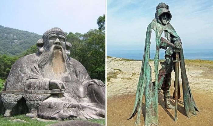 6 знаменитых исторических личностей которые, возможно, никогда не существовали