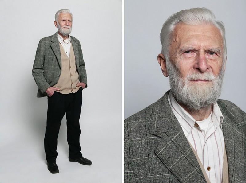 Русские пенсионеры берут курс на подиум