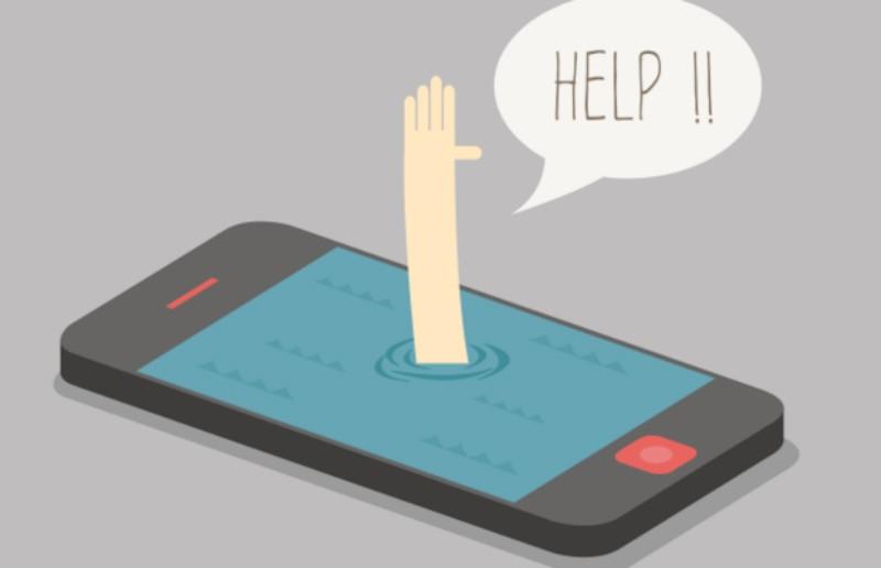 Ученые назвали причину зависимости от смартфонов