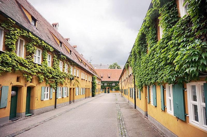 Уникальное местечко в Германии, где можно арендовать жилье за 1 евро в год