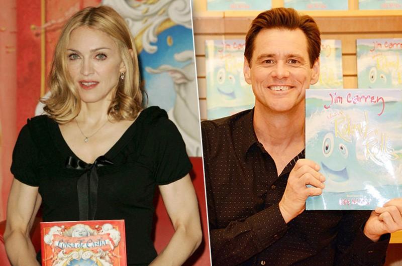 Знаменитости, которые написали книги для детей