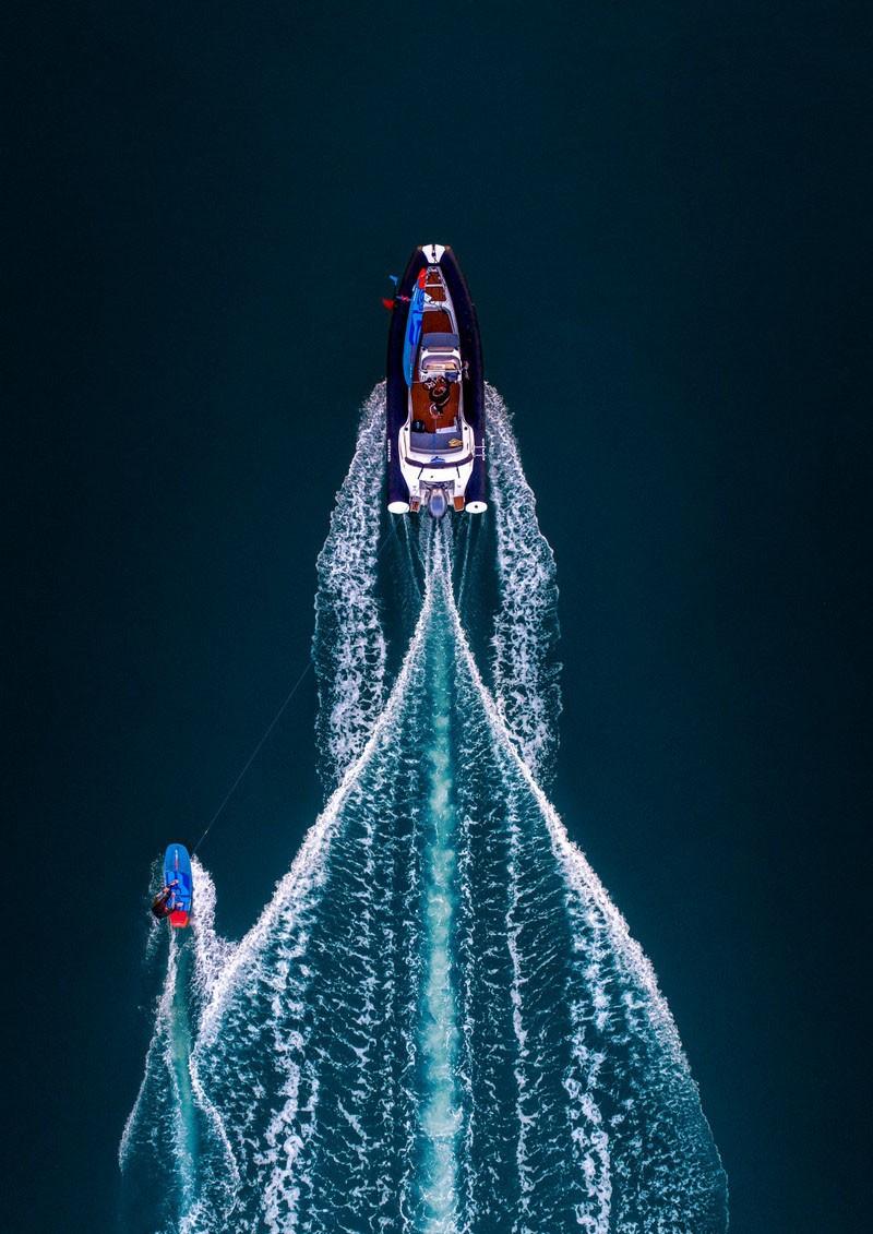 Победители конкурса аэрофотографий SkyPixel