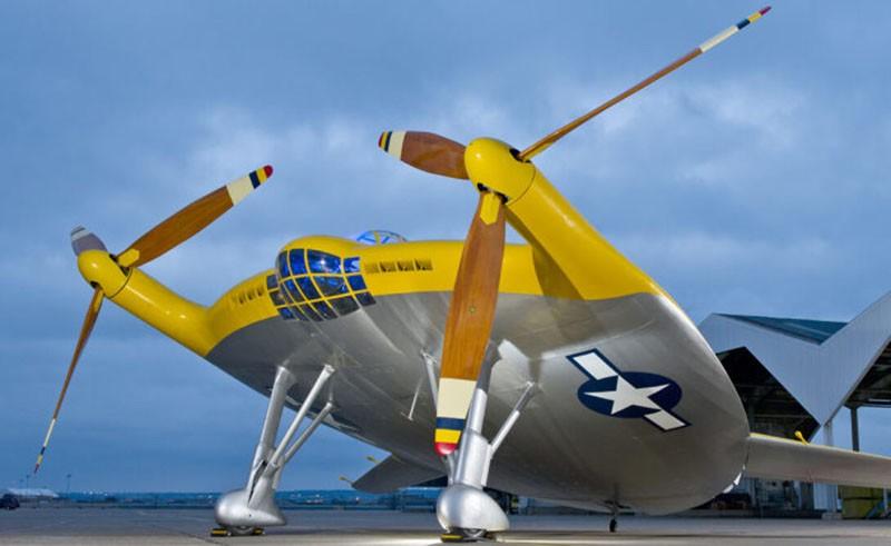 Самые необычные самолеты мира