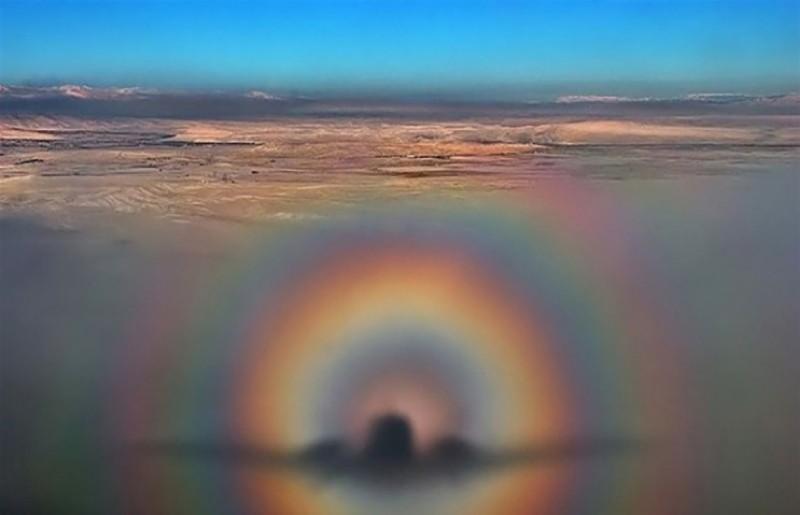 Световые феномены в фотографиях