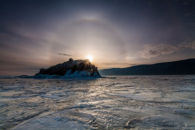 Красота Байкала