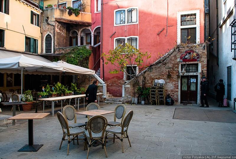 Прогулка по Венеции
