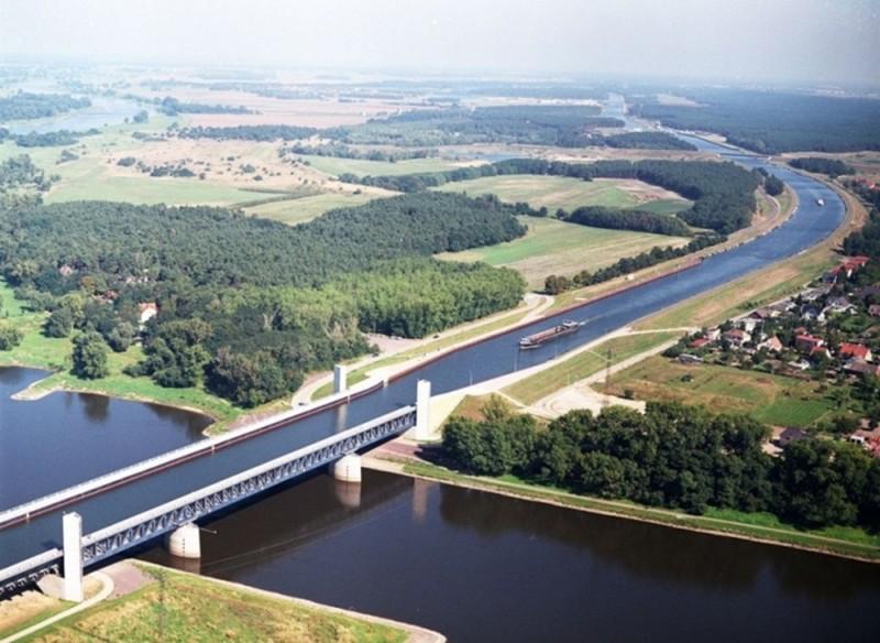 5 мостов, по которым ходят корабли