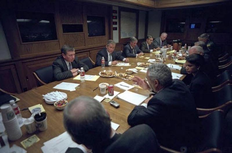 Главные секретные бункеры правительства США