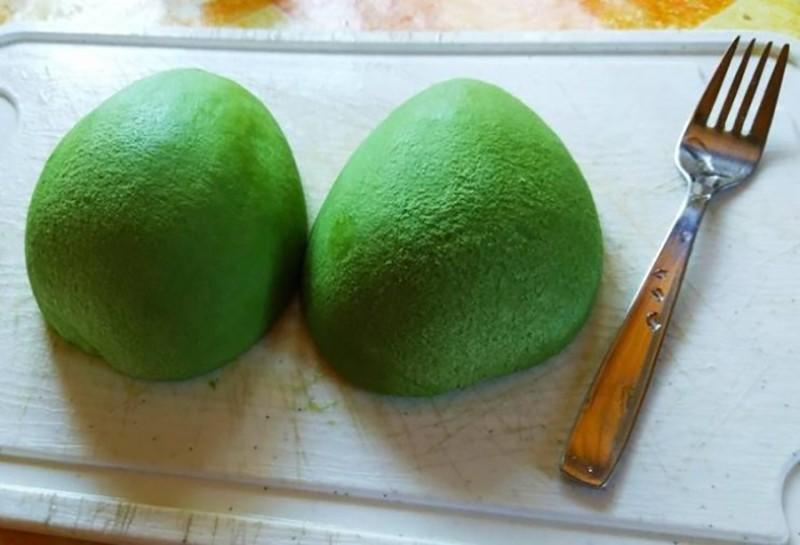 20 плодов без кожуры