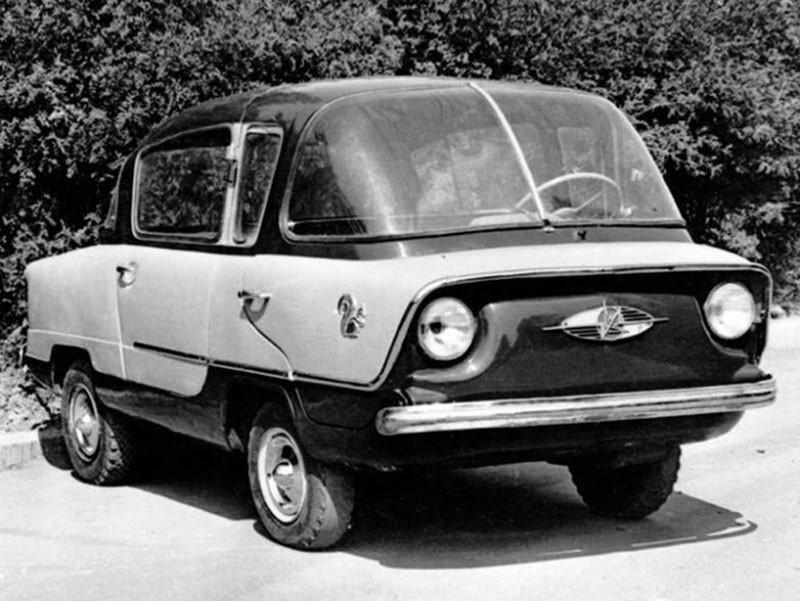 Любопытное о самом маленьком советском автомобиле